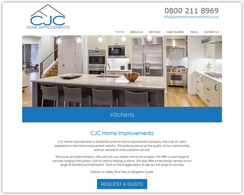 CJC Home Improvements