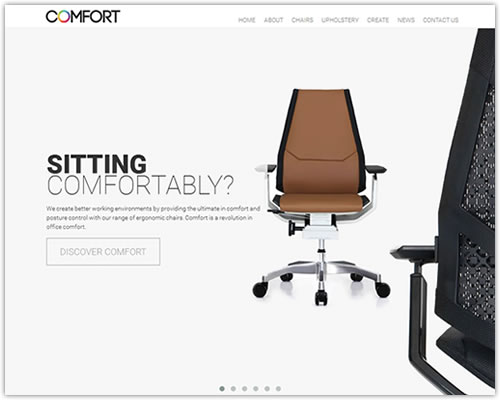 Comfort Seating Europe