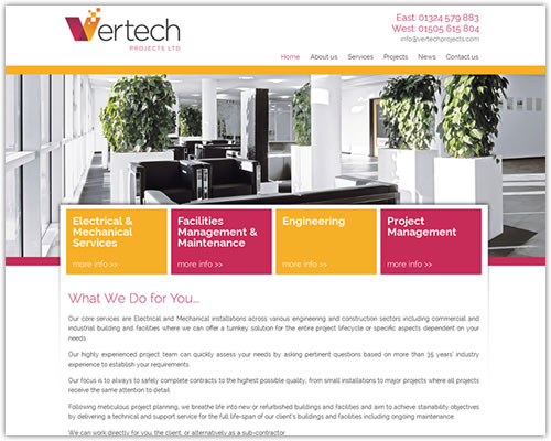 Vertech Projects